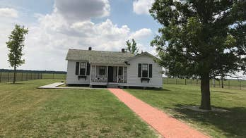 Johnny Cash's childhood home gets national spotlight
