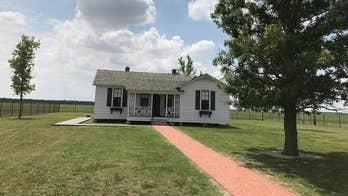 Johnny Cash's boyhood home gets spot in history books