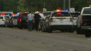 Santa Fe High School shooting suspect is in custody along with two persons of interest; KRIV reporter Ivory Hecker has the latest from Santa Fe, Texas.