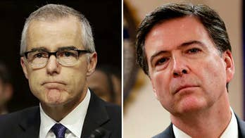 Did Justice Department and FBI personnel break the law during their investigation? Chief intelligence correspondent Catherine Herridge reports.