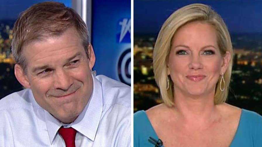 Rep. McCarthy has warned that a DACA vote could cost Republicans the House; Rep. Jim Jordan shares his perspective on 'Fox News @ Night with Shannon Bream.'