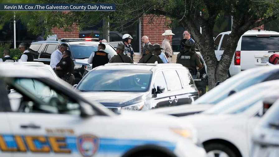 Suspected gunman is in custody following shooting at Sante Fe High School; reaction from Ed Davis, former Boston police commissioner.