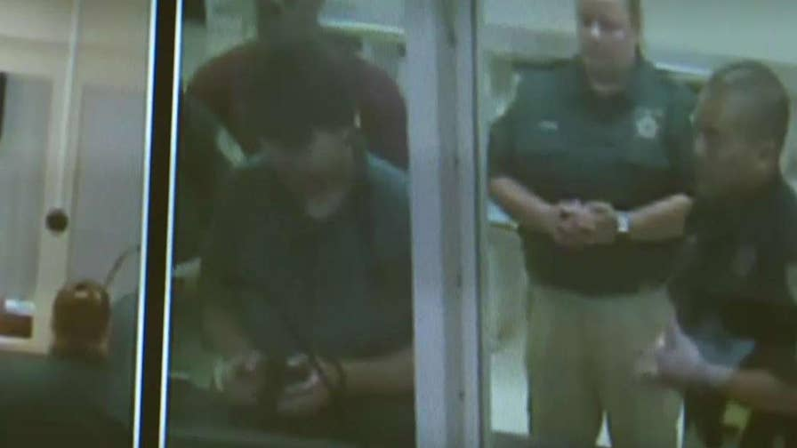 Texas school shooting suspect Dimitrios Pagourtzis held on capital murder charge.