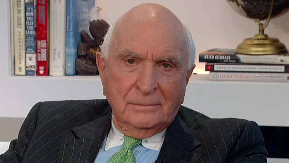 Ken Langone opens up about his path to success