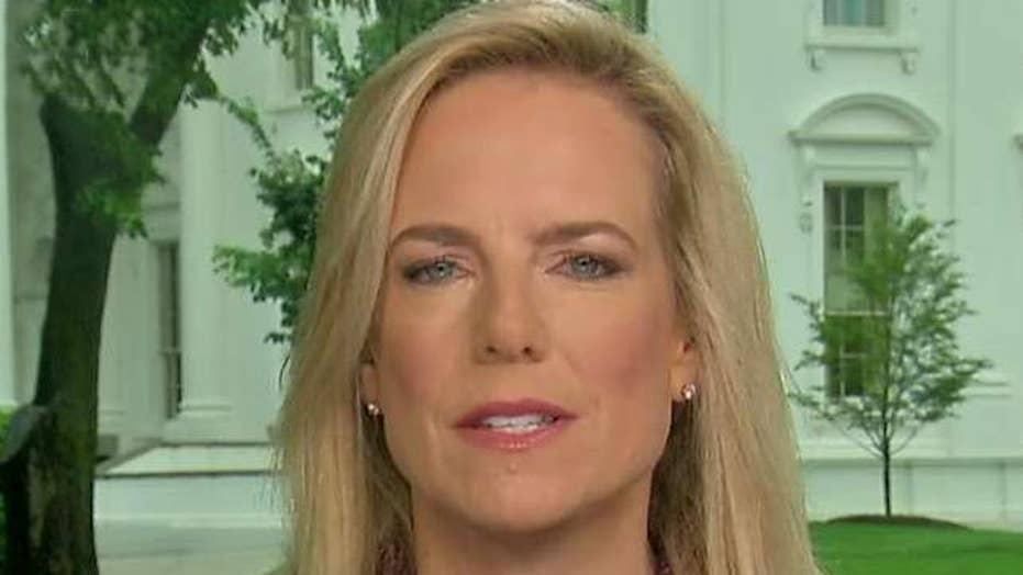 Secretary Nielsen on advancing Trump's immigration agenda