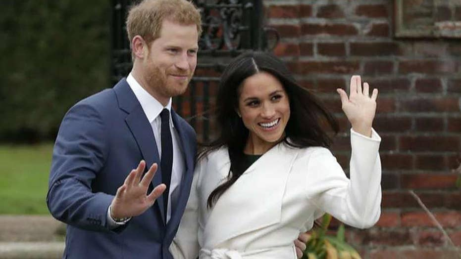 When Meghan Markle met Prince Harry