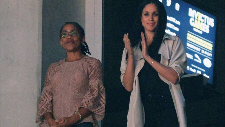 Meghan Markle's hotel staff banned from waving