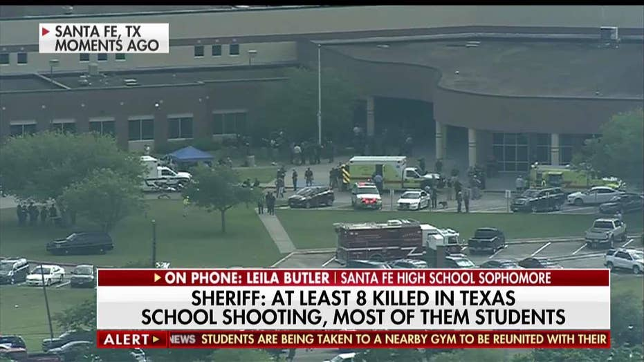 'It's a Tragedy': Student Recounts Texas School Shooting