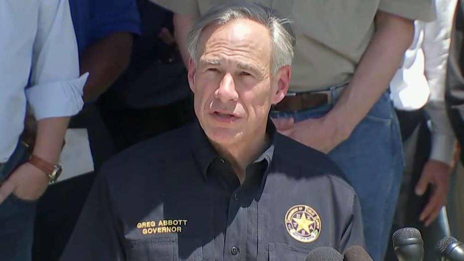 Texas governor: 10 killed at Santa Fe High School