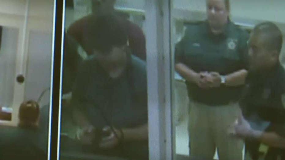 Santa Fe school shooting suspect arraigned