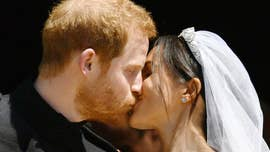One day after Prince Harry and Meghan Markle tied the knot at their highly-publicized royal wedding, details are emerging about their intimate reception afterwards. Specifically, the song the royal couple chose to be the first one they danced to as husband and wife.