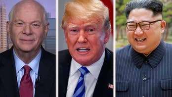 Democratic senator from Maryland on news the White House is moving forward with Kim Jong Un summit plans as North Korea threatens to cancel.
