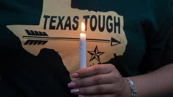 Texas Attorney General Ken Paxton discusses ways to protect schools after the Santa Fe High School shooting.