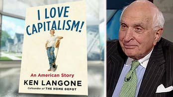 Home Depot co-founder pens new book 'I Love Capitalism! An American Story.'