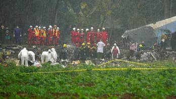 Investigators work to determine the cause of plane crash in Cuba that killed more than 100 people.
