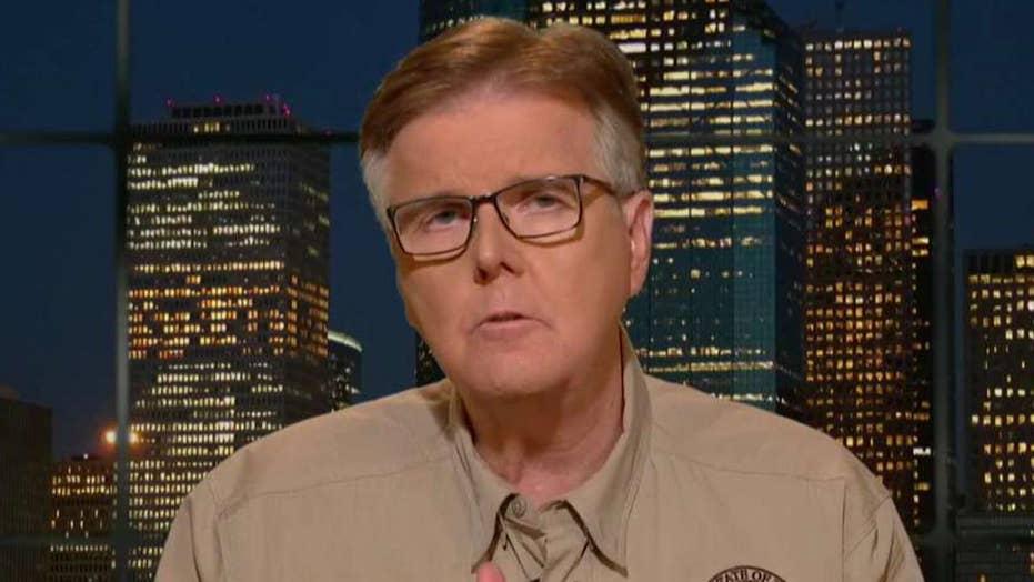 Texas lieutenant governor on preventing school shootings