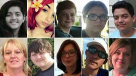 Santa Fe community say relying on each other for strength is how they'll recover after 17 year old Dimitrios Pagourtzis killed ten people on Friday.