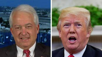 President Trump endorses John Cox for governor of California; the candidate responds on 'Fox & Friends.'