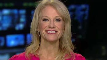 The Trump administration continues to push for border wall funding; senior counselor to the president Kellyanne Conway weighs in on 'Sunday Morning Futures.'