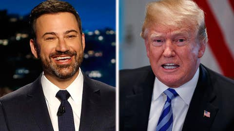 Kimmel blasts Trump and GOP after Santa Fe shooting
