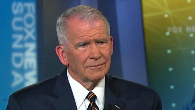 Oliver North on NRA's response to Texas school shooting
