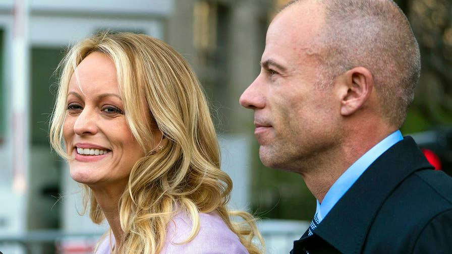 Coverage of Michael Avenatti turns skeptical.