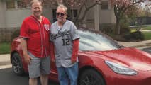 Steve and Dave Ahart plan to hit 30 MLB ballparks in around 30 days.