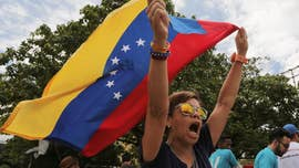 Trump administration officials on Monday denounced the Venezuelan presidential election as fraudulent, and vowed to take punitive economic and diplomatic steps to restore democracy.