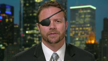 Lt. Dan Crenshaw discusses his congressional run on 'Fox & Friends First.'