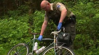 Wildlife officials say the cougar was up to 80 pounds underweight.