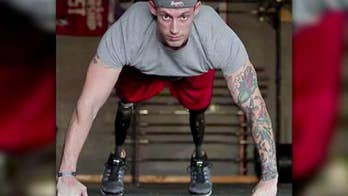 Johnny Joey Jones says he was kicked off a Six Flags ride for not having real legs.