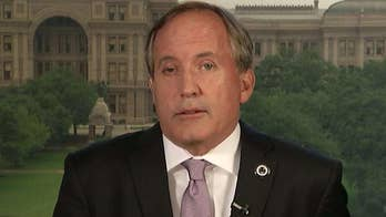 Texas Attorney General Ken Paxton reacts to Santa Fe High School rampage that killed 10 and whether there's a legislative solution to securing the nation's schools.