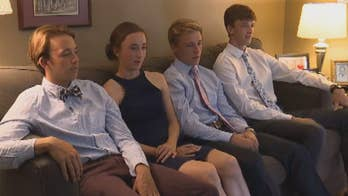 Wilhoit siblings give one Kansas family a special reason to celebrate.