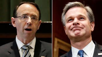 DOJ will look into whether there were any political motivations in its probe into possible Russia ties; chief intelligence correspondent Catherine Herridge reports.