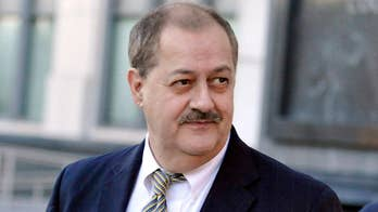 Ex-coal baron Don Blankenship says he will run on West Virginia's Constitution Party; Fox News politics editor Chris Stirewalt weighs in on Blankenship's challenging of the 'sore-loser law.'