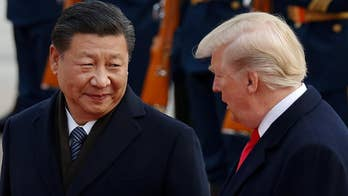 Treasury Secretary Steven Mnuchin announces framework for trade deal with China; Fox Business' Edward Lawrence reports.