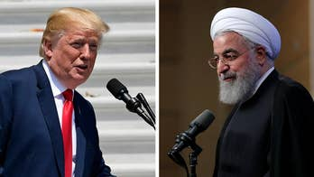 Secretary of State Pompeo promises an historic pressure campaign against Iran; Rich Edson reports from the State Department.