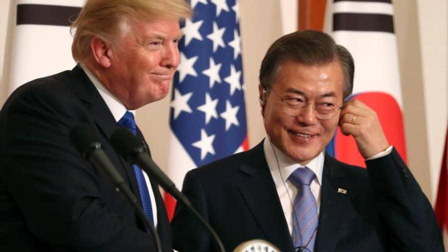 Trump-Kim summit looks less certain after recent developments. Benjamin Hall reports.