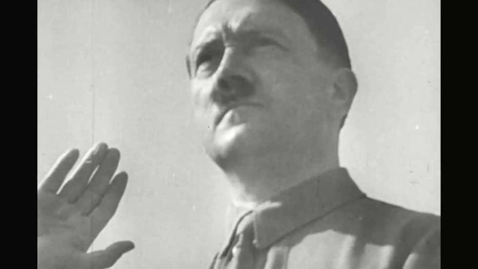 Inside Adolf Hitler's secret underground tunnels 'where