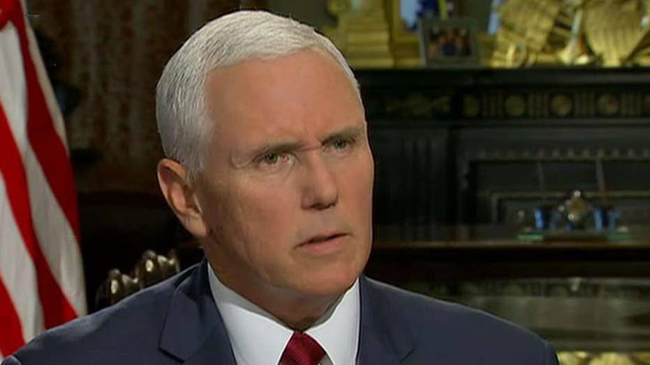 Pence: Public has right to know if FBI surveilled campaign