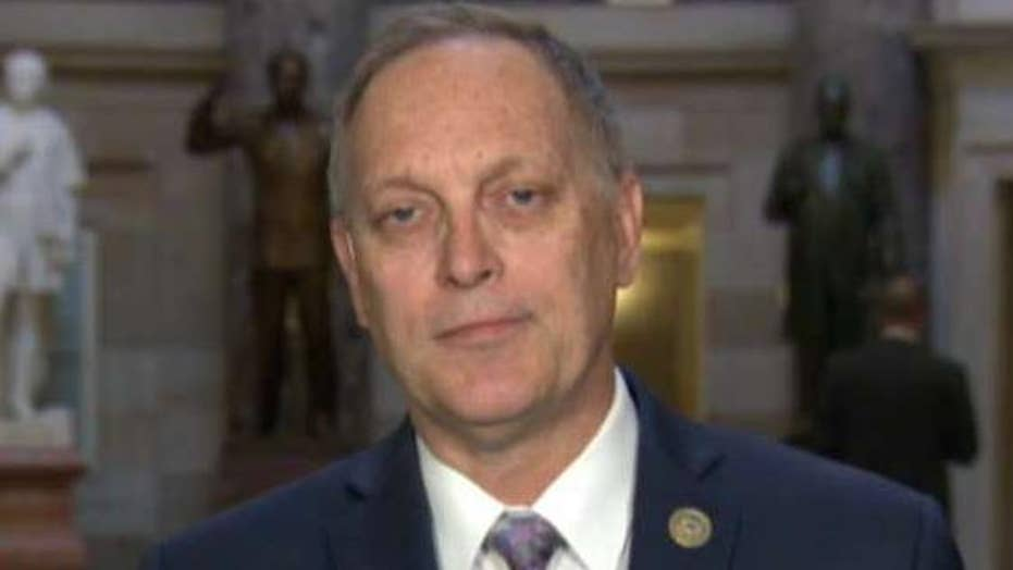 Rep. Andy Biggs on Trump meeting with FBI over potential spy