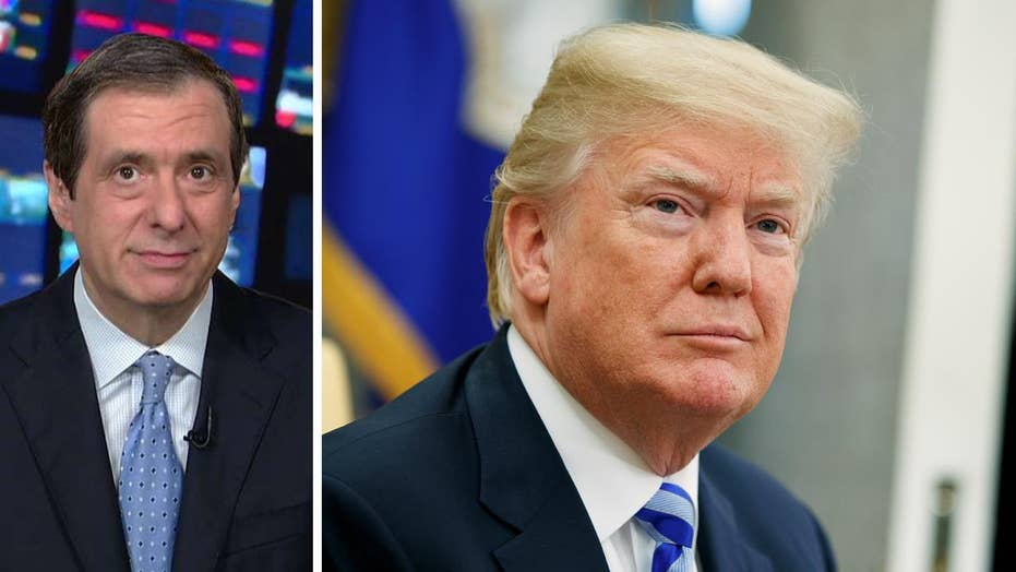 Kurtz: Trump charges and countercharges overwhelming media