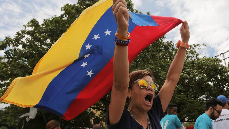 US condemns Venezuela election as a sham