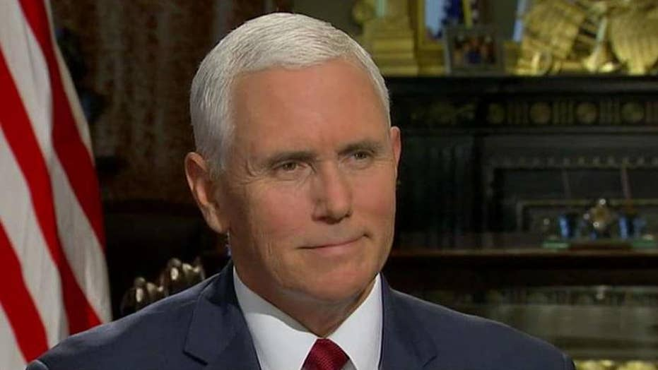 VP Mike Pence on Russia probe, alleged campaign surveillance