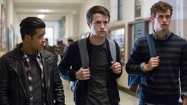 "The Netflix series ""13 Reasons Why"" has come under more scrutiny over a graphic scene that depicted a male teenager being sexually assaulted."