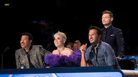 "For the first time since ABC picked it up, ""American Idol"" was able to edge out NBC's similar singing competition ""The Voice"" in Monday night ratings."
