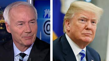 President Trump hosted five Republican governors who support his immigration policies, including Arkansas Governor Asa Hutchinson.