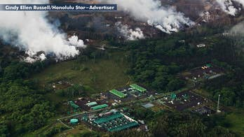 Emergency workers fear breach of power plant could trigger release of toxic steam; Jeff Paul reports from Pahoa, Hawaii.