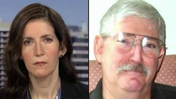 FBI agent Levinson's daughter says she has hope after the U.S. exited the Iran deal.