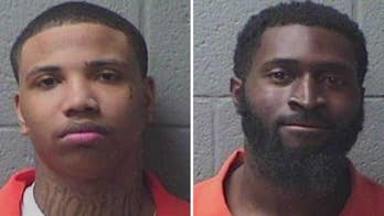 The dangerous inmates escaped from the Orangeburg-Calhoun Regional Detention Center in South Carolina.